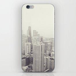 Chicago2 iPhone Skin
