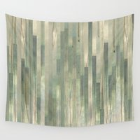meditation Wall Tapestries featuring Meditation by Leslie Song