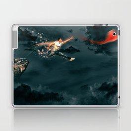 Leap of Faith & Follow Your Heart Laptop & iPad Skin
