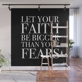 Faith Wall Mural