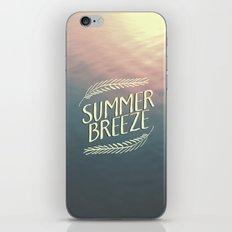 Summer Breeze II iPhone & iPod Skin