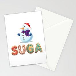 BTS member Suga: Happy Birthday! Stationery Cards