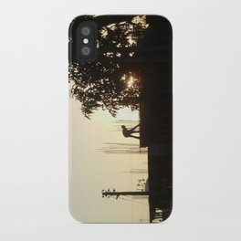 Construction India iPhone Case