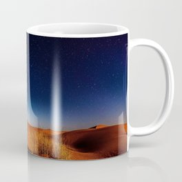Desert Night Sky (Color) Coffee Mug