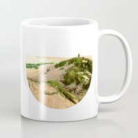 dune Mugs featuring Dune by Protogami