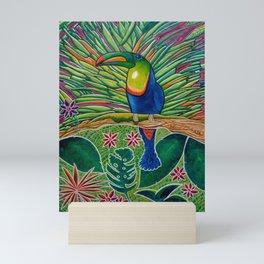 The Toucan Mini Art Print