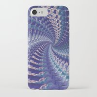 psych iPhone & iPod Cases featuring Purple Psych v2 by Grace