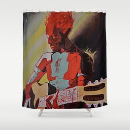 SELFIE Shower Curtain
