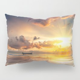 Lost In Paradise Pillow Sham