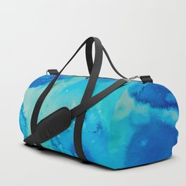 Ephemeral Pools Duffle Bag