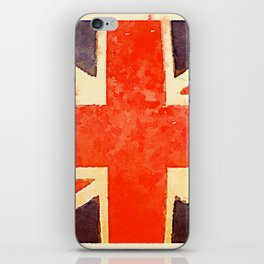 The British are coming iPhone Skin