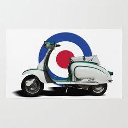 Mod scooter Rug