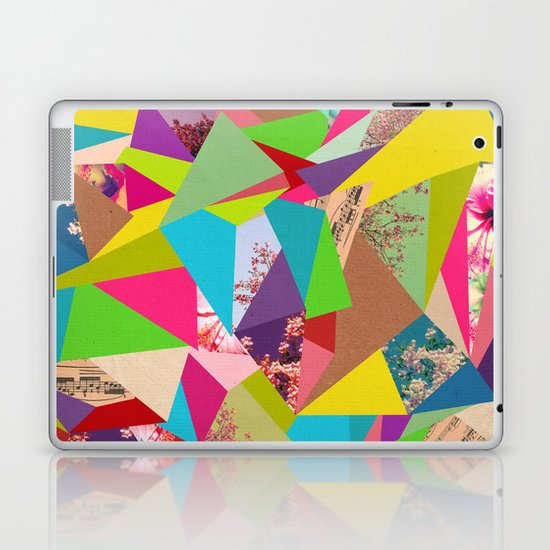 Colorful Thoughts Laptop & iPad Skin
