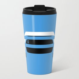 Ford Mustang Shelby GT500 ( 2013 ) Metal Travel Mug