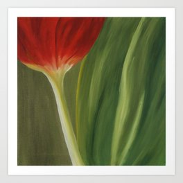 Spring Impression Art Print