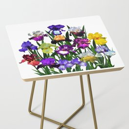Iris garden Side Table