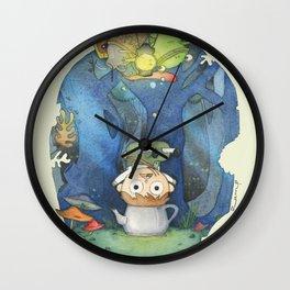 Over the Garden Wall Wall Clock