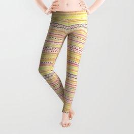 Summer Pattern Leggings