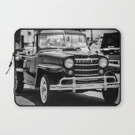 Willys Automobile Laptop Sleeve