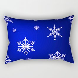 Classic Christmas Rectangular Pillow