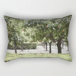 Granada Orange Tree Patio Rectangular Pillow