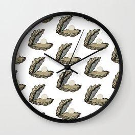 Gang of Pearls Wall Clock