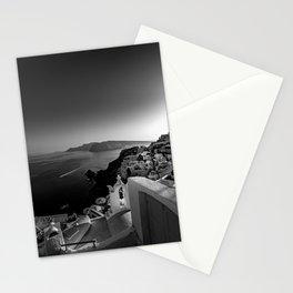 Oia - Santorini Stationery Cards
