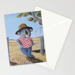 Aussie Koala Stationery Cards