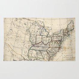 United States - 1830 Rug