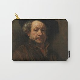 Rembrandt van Rijn - Self-portrait Carry-All Pouch
