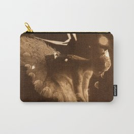 Ballerina V (brown edition) Carry-All Pouch