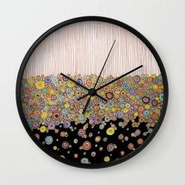 Suspending the Dots Wall Clock