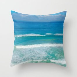 Cleansing Bliss Throw Pillow