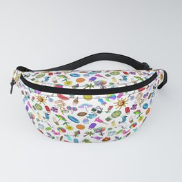 Summer bright and cheerful fun! Fanny Pack