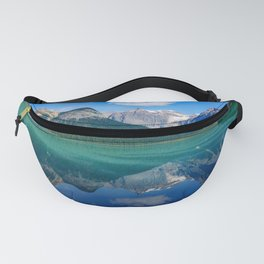 Landscape Panorama (Mountains & Water) Fanny Pack