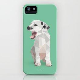 Dalmatian. iPhone Case