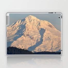 Twilight Over Mount Hood Laptop & iPad Skin
