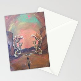 Never Ending Story: The Sphinx Gate Stationery Cards