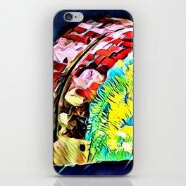Ferns in the Window iPhone Skin