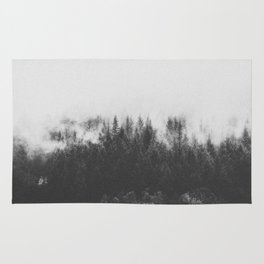 INTO THE WILD III / Black Forest Rug