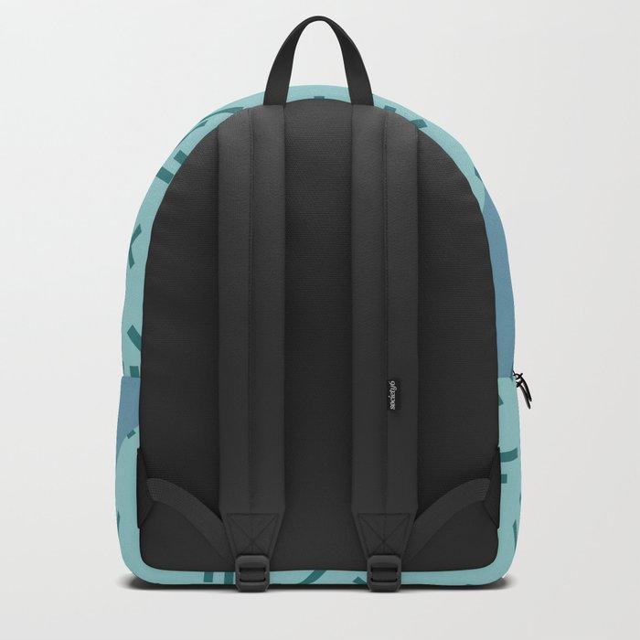 Geometry Blocks 9 Backpack