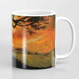 Gone with da wind postage stamp Coffee Mug