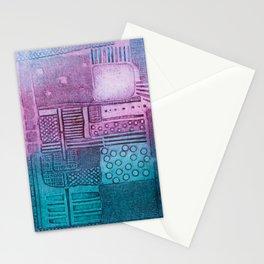Cityscape 2 Stationery Cards