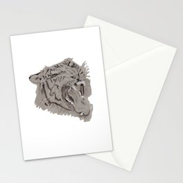 Intimidation Stationery Cards