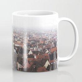 Snow in Nuremberg Coffee Mug