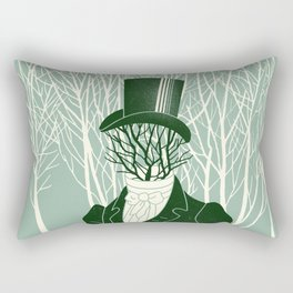Eugene Onegin Rectangular Pillow