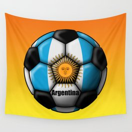 Argentina Ball Wall Tapestry