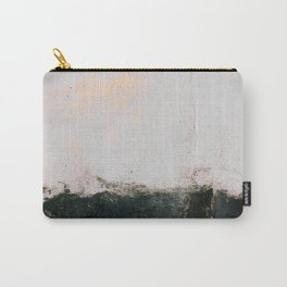 abstract smoke wall painting Carry-All Pouch