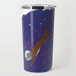 Take me to Otter Space Travel Mug