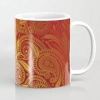fancy Mugs featuring Fancy by Ale Ibanez